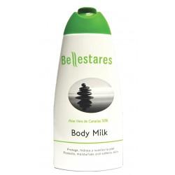 Kūno pienelis 50% Aloe Vera 400ml
